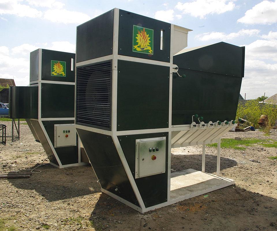 ИСМ – Роторен аеродинамичен сепаратор